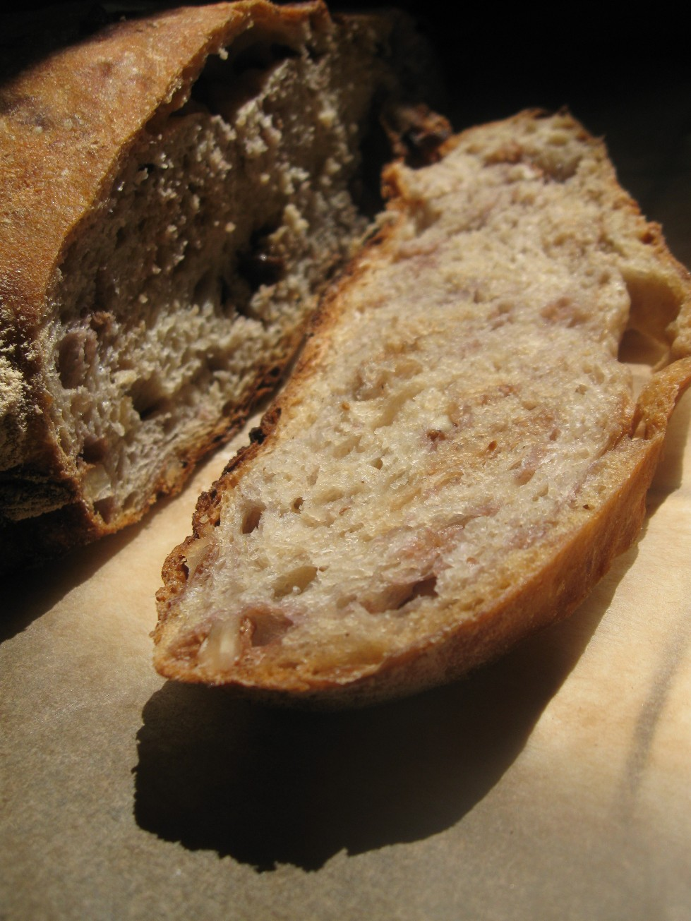 fig walnut bread